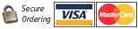 Through our Secure Server - We accept Visa and Mastercard and checks in our E-gift Shops